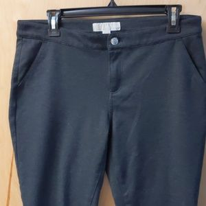 Michael Kors tapered trousers size 10 gray